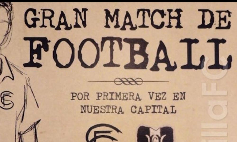 127 χρόνια από το πρώτο ποδοσφαιρικό ματς στην Ισπανία!