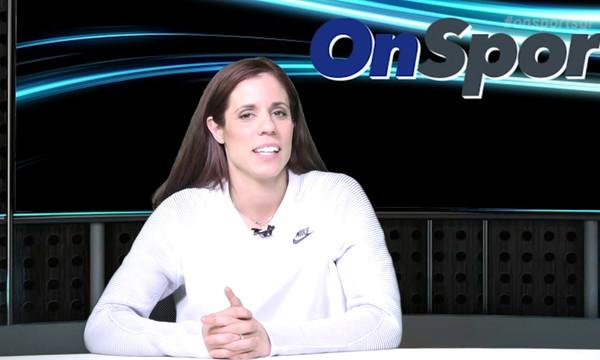 Η Κατερίνα Στεφανίδη αποκαλύπτεται στο Onsports την Ημέρα της Γυναίκας