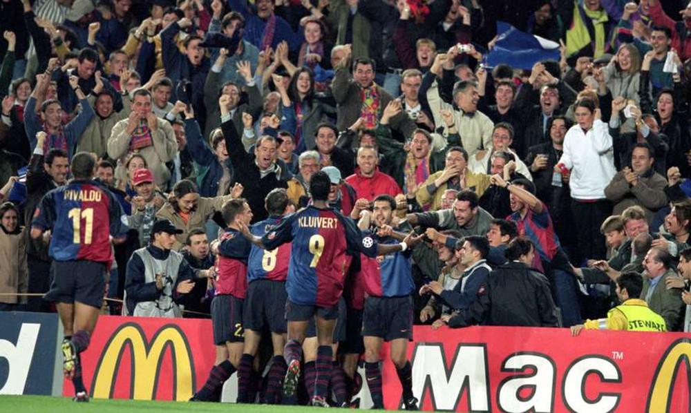 Οι μεγάλες ανατροπές του Champions League