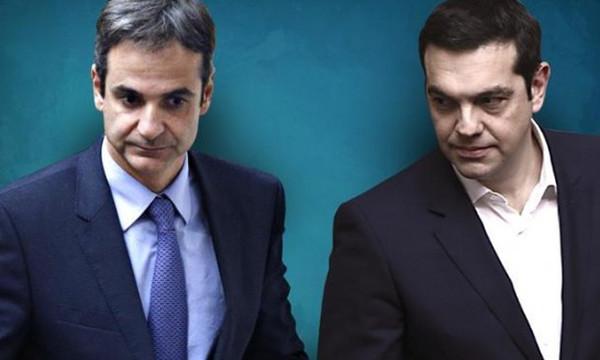 Μυθικό τρολάρισμα Μητσοτάκη και Τσίπρα για τον επικό αποκλεισμό της Παρί! (tweets)