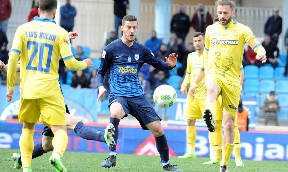 ΠΑΣ Γιάννινα-Παναιτωλικός 0-0: Βολεύτηκαν και οι δύο!