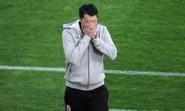 Ίβιτς: «Και με 10 παίκτες παίξαμε καλά»