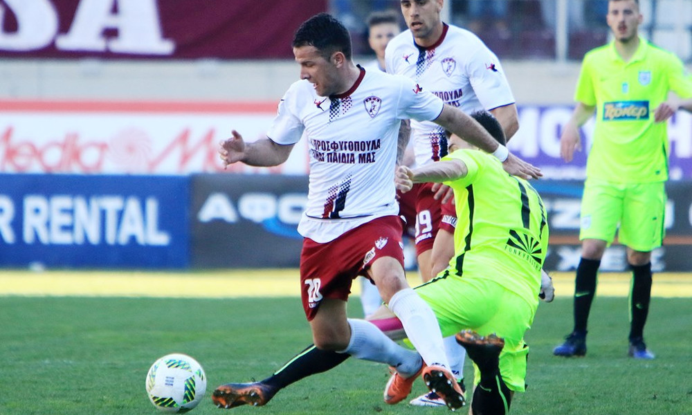 Αγκάνοβιτς: «Δεν προσπάθησα να χτυπήσω τον αντίπαλο»