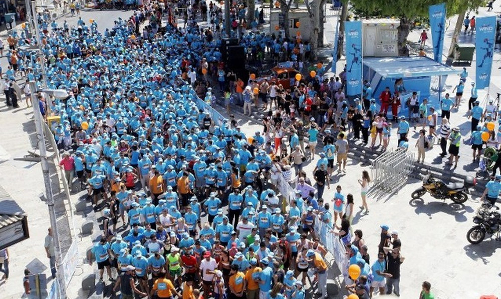 Η Λάρισα αφετηρία του Run Greece