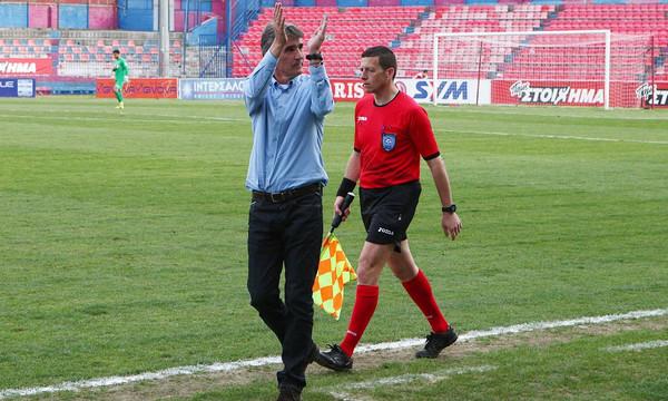 Ντόστανιτς: «Δεν μπορώ μόνος να κρατήσω τη Βέροια στην κατηγορία»