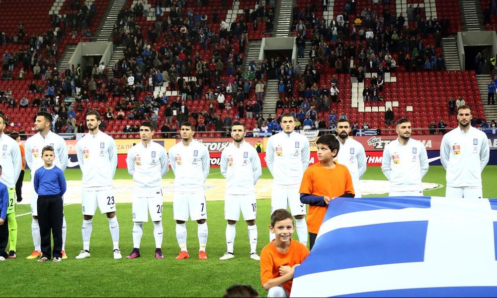 Η ελληνική «επανάσταση» για την πρώτη 20αδα του FIFA Ranking!