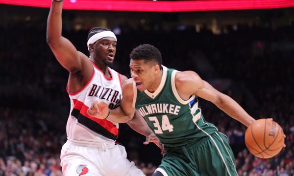 NBA: Νέα… μαγικά Giannis για play offs