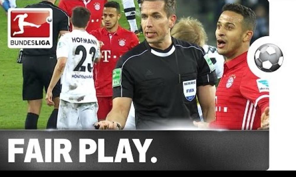 Τέτοιο fair play δεν ξανάγινε!