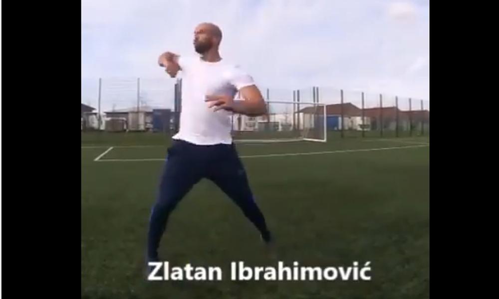 Επικό βίντεο: Πώς κάνουν οι σταρ του ποδοσφαίρου όταν κάνουν γκελάκια!