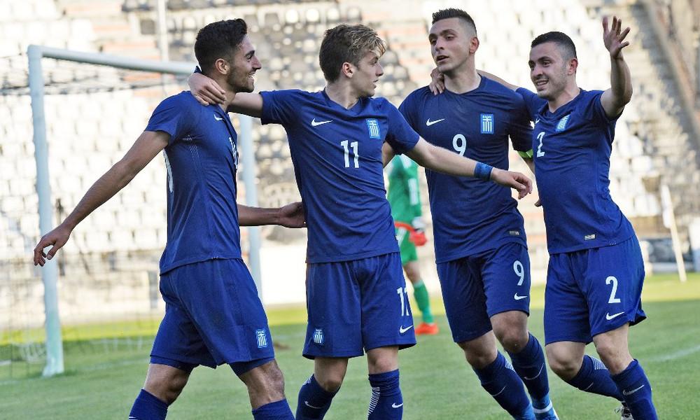 Εθνική Ελπίδων: Φιλική νίκη επί της Ουγγαρίας