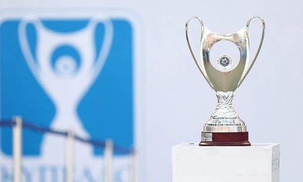 Κύπελλο Ελλάδος: Οι ημερομηνίες των ημιτελικών