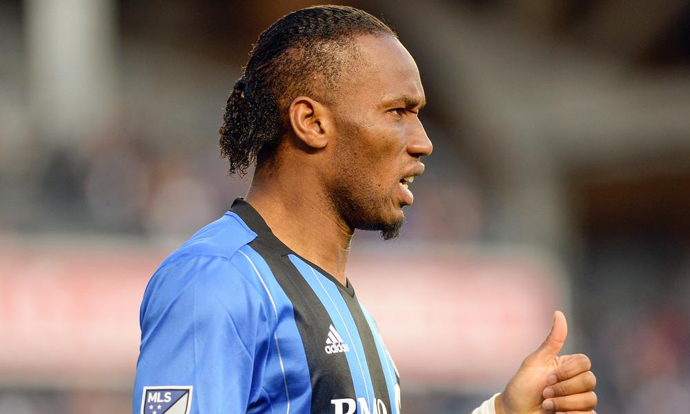 Δεν σταματάει το ποδόσφαιρο ο Ντρογμπά, σε ποια ομάδα υπέγραψε;