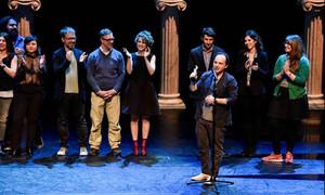 Η 8η Τελετή Απονομής των Βραβείων ΙΡΙΣ της Ελληνικής Ακαδημίας Κινηματογράφου στην COSMOTE TV