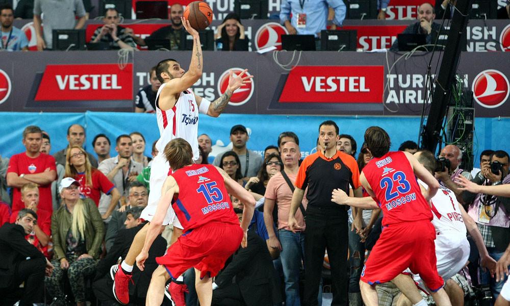 Euroleague: Ειδικό αφιέρωμα στον Πρίντεζη και το… πεταχτάρι!