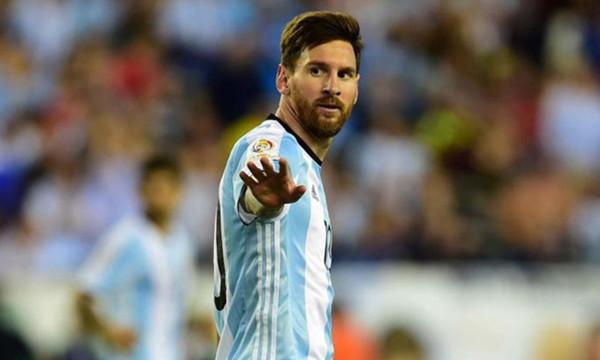 Η «συγγνώμη» του Μέσι στη FIFA (photo)