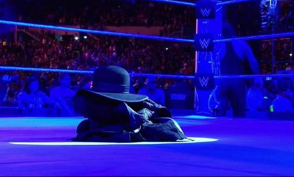 Σοκ: Αποσύρθηκε ο Undertaker από το WWE!