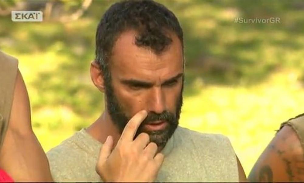 Survivor: Παίκτης του Χούτου κράζει τον Χανταμπάκη! (photo)