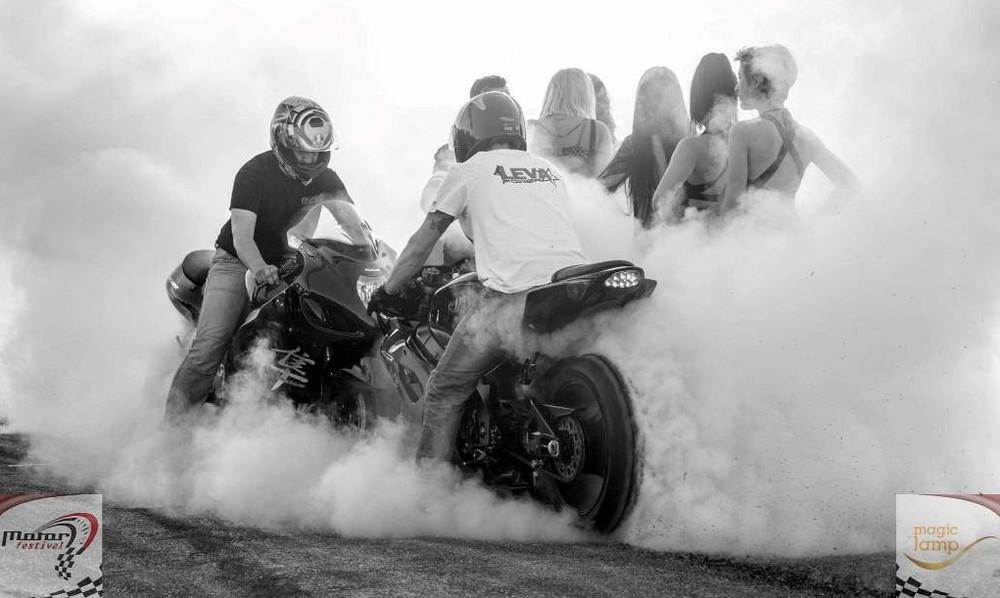 Διαφήμιση για το ελληνικό Motor Sport το Motor Festival 2017