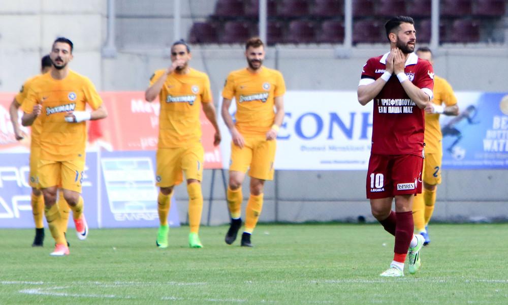 ΑΕΛ-Αστέρας Τρίπολης 1-4: Την έβαλε σε περιπέτειες!