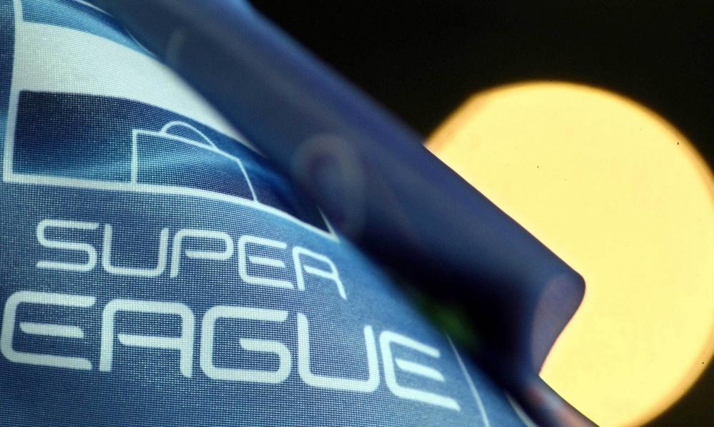 «Σφαγή» για την παραμονή  στη Super League - Το πρόγραμμα και η βαθμολογία