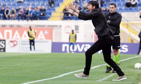 Ίβιτς: Ικανοποιημένος από τη νίκη, οι αντίπαλοί μας κλείνονται πολύ