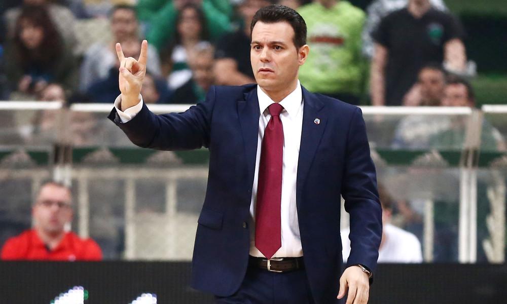 Ιτούδης: «Πλεονέκτημα οι ελληνικές ομάδες για Final 4»