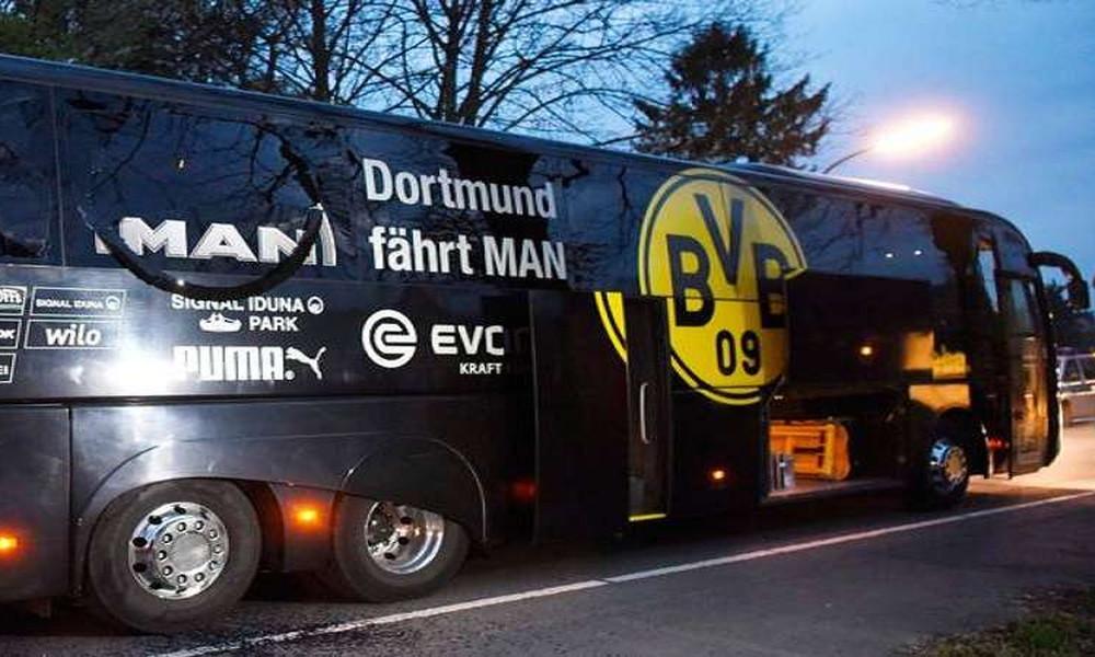 Champions League: Συνελήφθη ύποπτος για τη βόμβα στο γήπεδο της Ντόρτμουντ