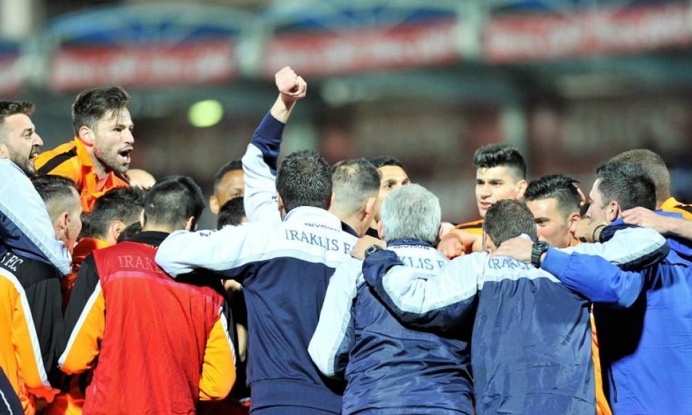 Σοκ στον Ηρακλή: Μοίρασαν από… 100 ευρώ στους παίκτες