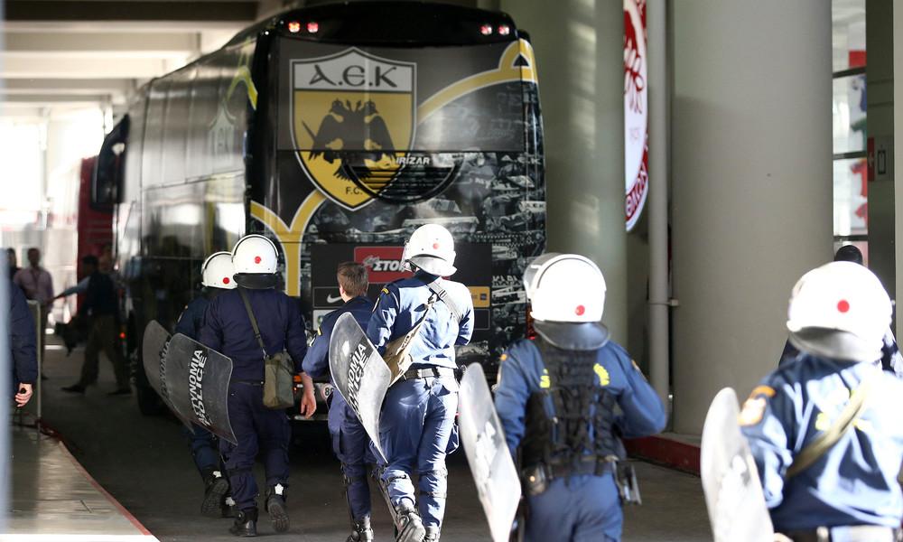 Ολυμπιακός: Η αστυνομία χτύπησε Ανδρούτσο και Νικολάου!