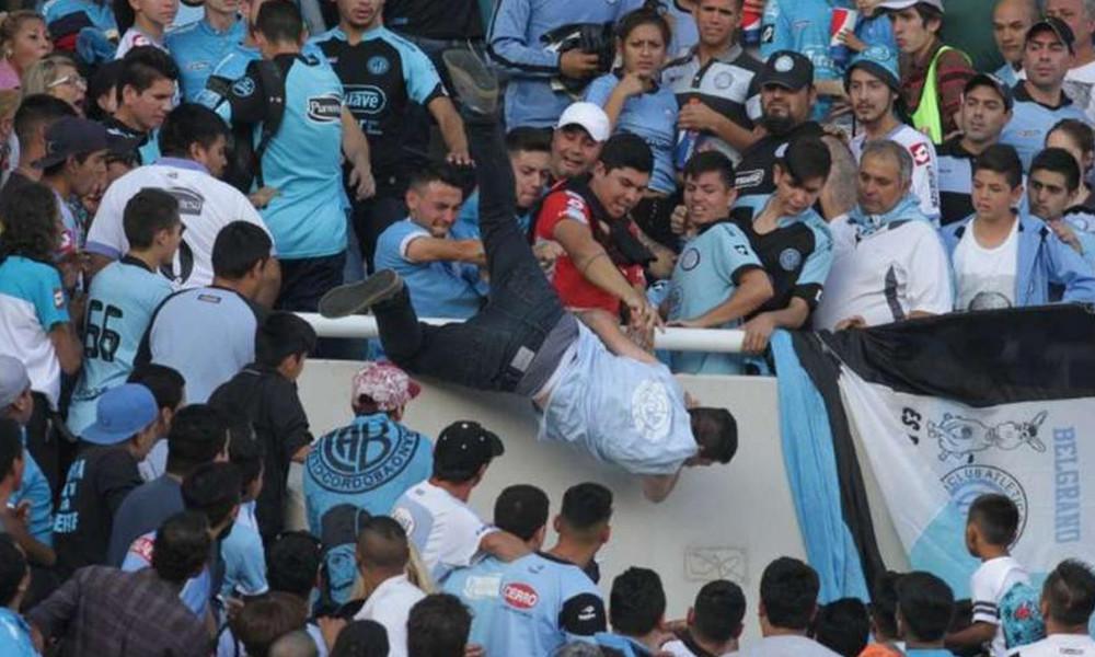 Αργεντινή: Νεκρός ο άτυχος οπαδός της Μπελγκράνο