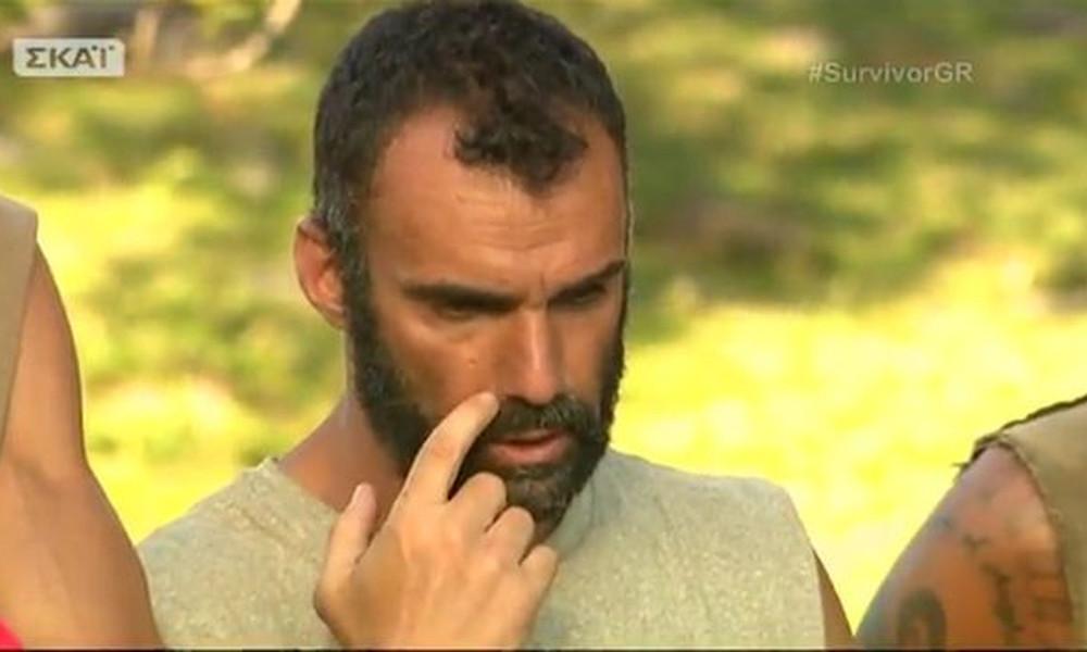 Survivor: Απίστευτο «γλέντι» στο Twitter για τον προτεινόμενο για αποχώρηση Χούτο!
