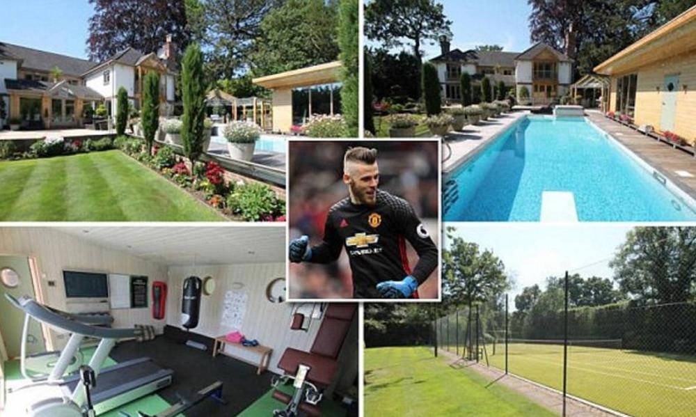 Νέες φήμες για Ρεάλ-Ντε Χέα: Πουλάει το σπίτι του στο Μάντσεστερ!