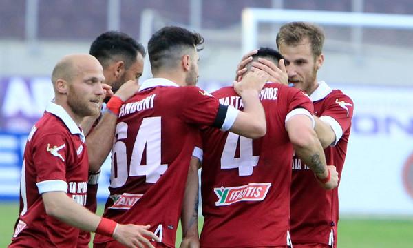 ΑΕΛ-Ξάνθη 1-0: Συνεχίζει να καλπάζει στη Super League