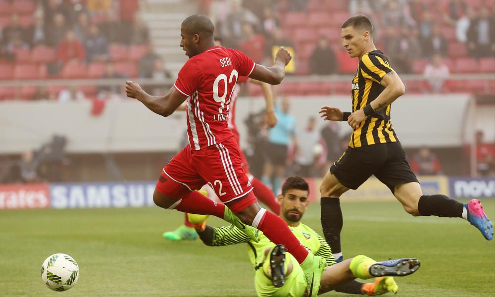 Τρεις αγωνιστικές στον Σεμπά - Χάνει τον ημιτελικό με την ΑΕΚ