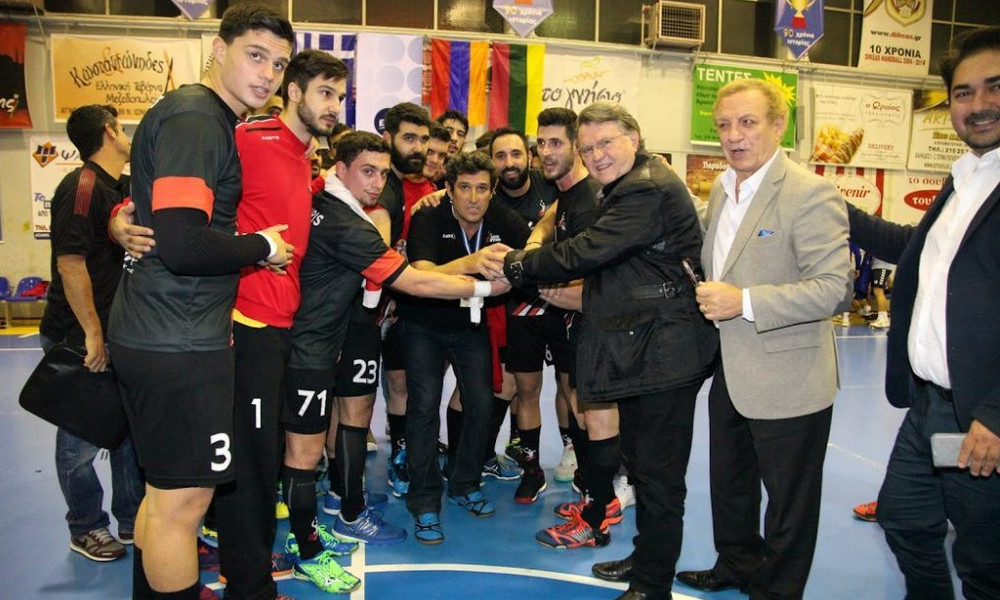 Φαβορί για τον τίτλο του Πρωταθλητή Ελλάδος στο handball ο ΙΕΚ ΞΥΝΗ Ν.Ι.