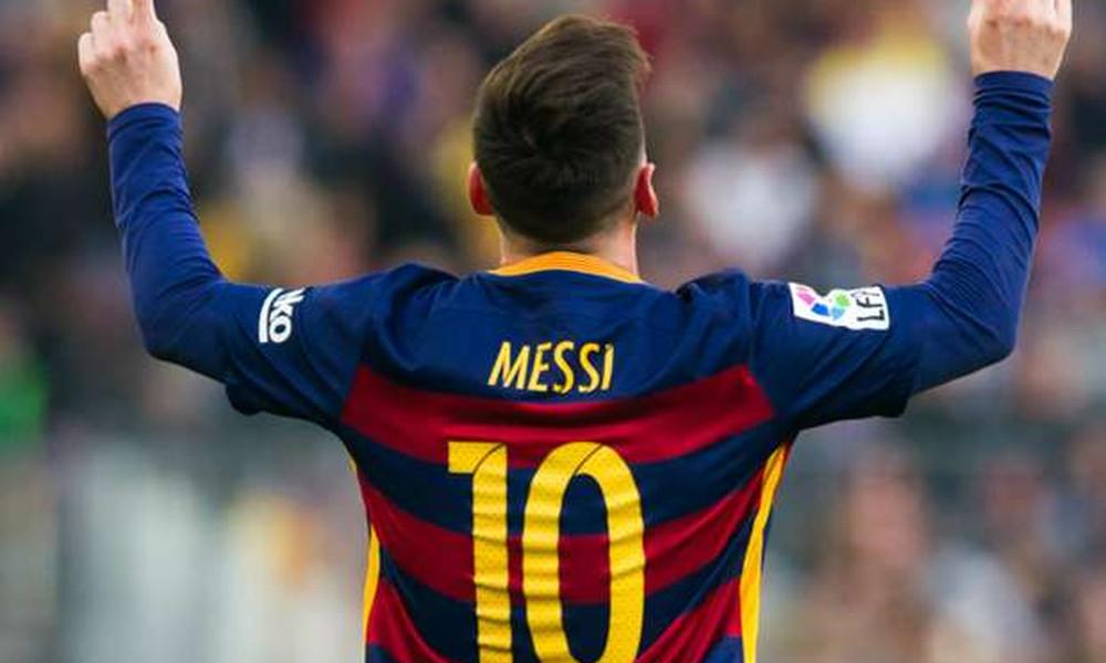 Το παραδέχτηκε ο Μέσι: «Έχω ζητήσει μόνο ενός παίκτη τη φανέλα, και έπαιζε στη Ρεάλ»