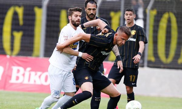 ΠΑΣ Γιάννινα-ΑΕΚ 1-1: Ήταν ήδη στο Πανθεσσαλικό