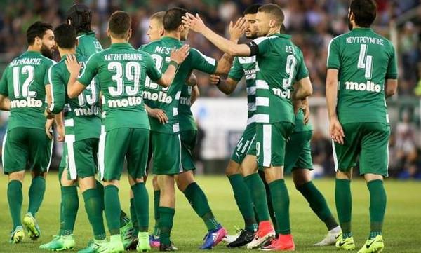 Παναθηναϊκός-Λάρισα 2-0: «Σβηστός» στην υποχρέωση…