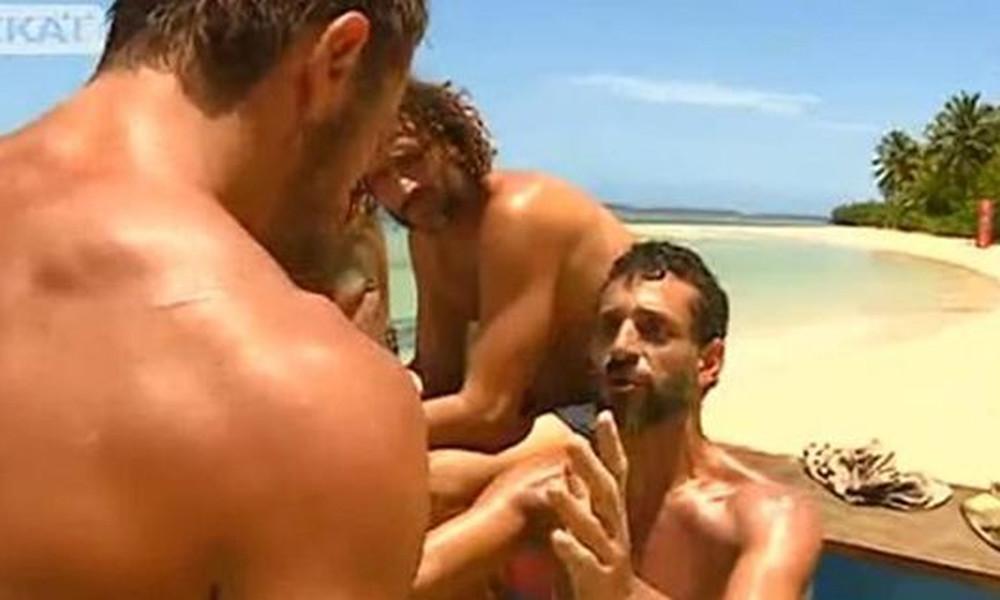Survivor: Πήγαν να πλακωθούν Ντάνος και Χρανιώτης