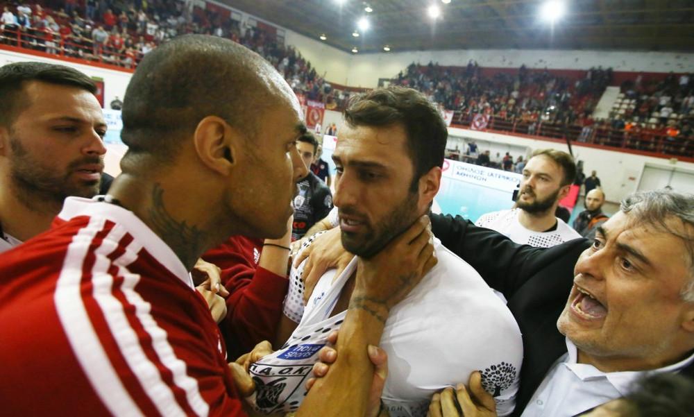 Παίζουν κανονικά στον 4ο τελικό Αγκάμεζ-Ανδρεάδης!