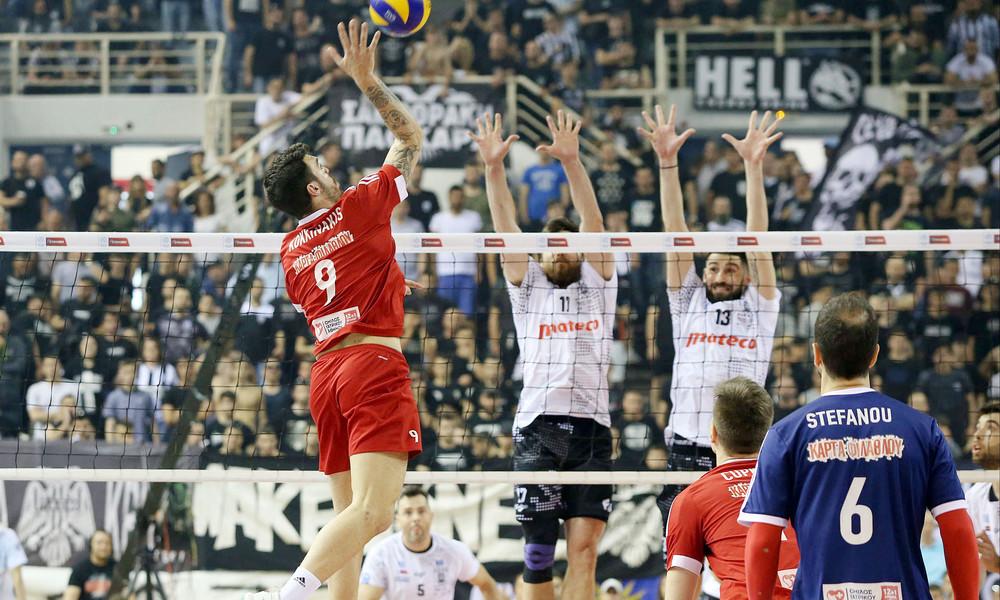 ΠΑΟΚ-Ολυμπιακός: Σοκ με Στάροβιτς!