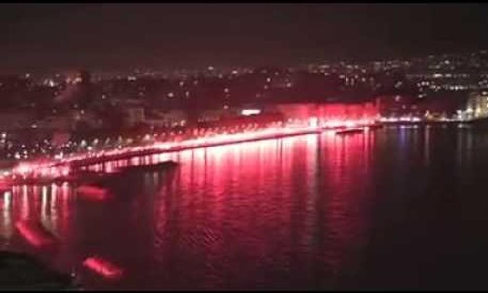 Έκαναν τη νύχτα - μέρα οπαδοί της Νάπολι για τον αδικοχαμένο Τσίρο Εσπόζιτο