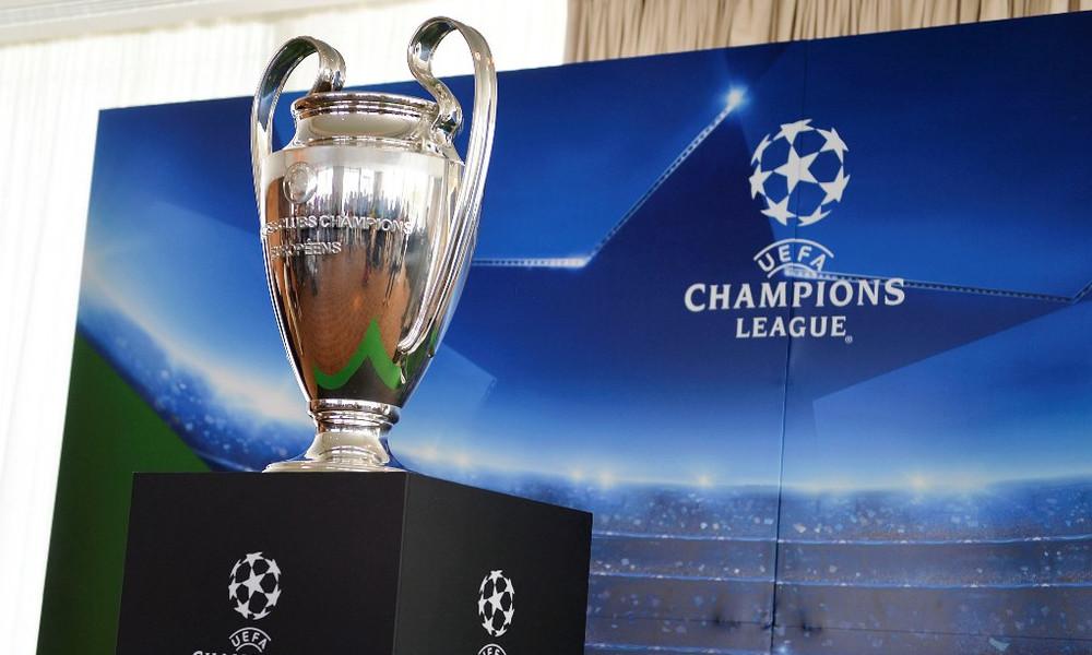 Το Champions League στην Αθήνα!