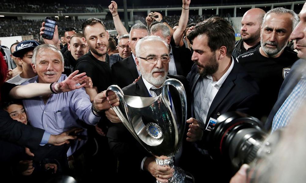 Τελικός Κυπέλλου 2017: ΚΑΕ ΠΑΟΚ: «Τα καλύτερα έρχονται...» (photo)