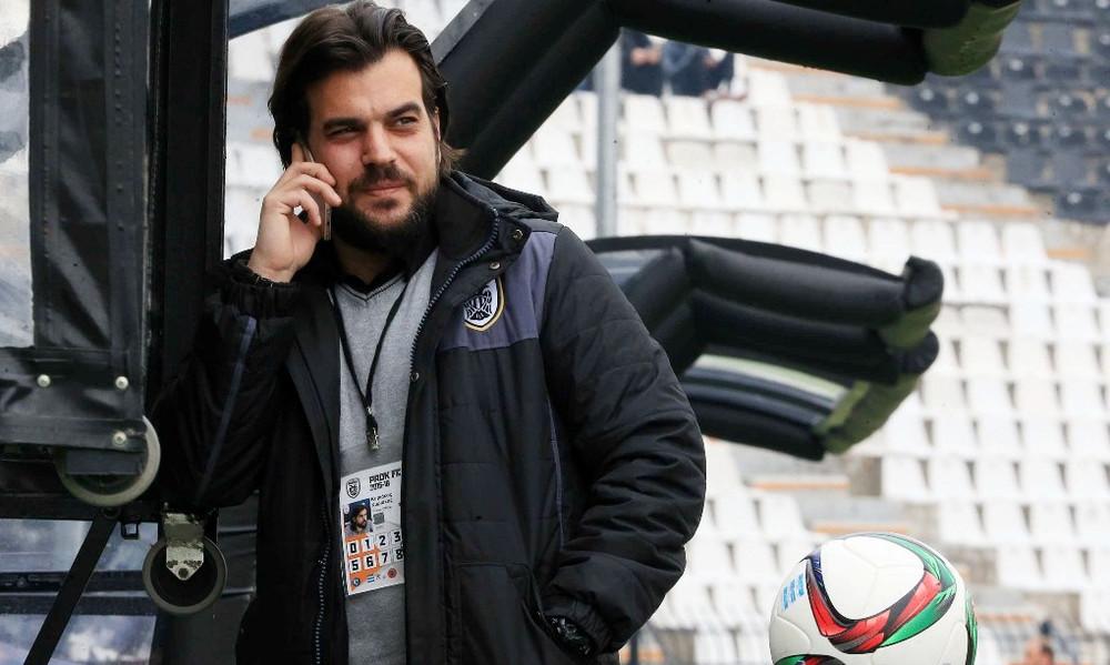 Κυριάκος: «Αν θέλει η ΑΕΚ τότε να ξαναπαίξουμε τον τελικό»!