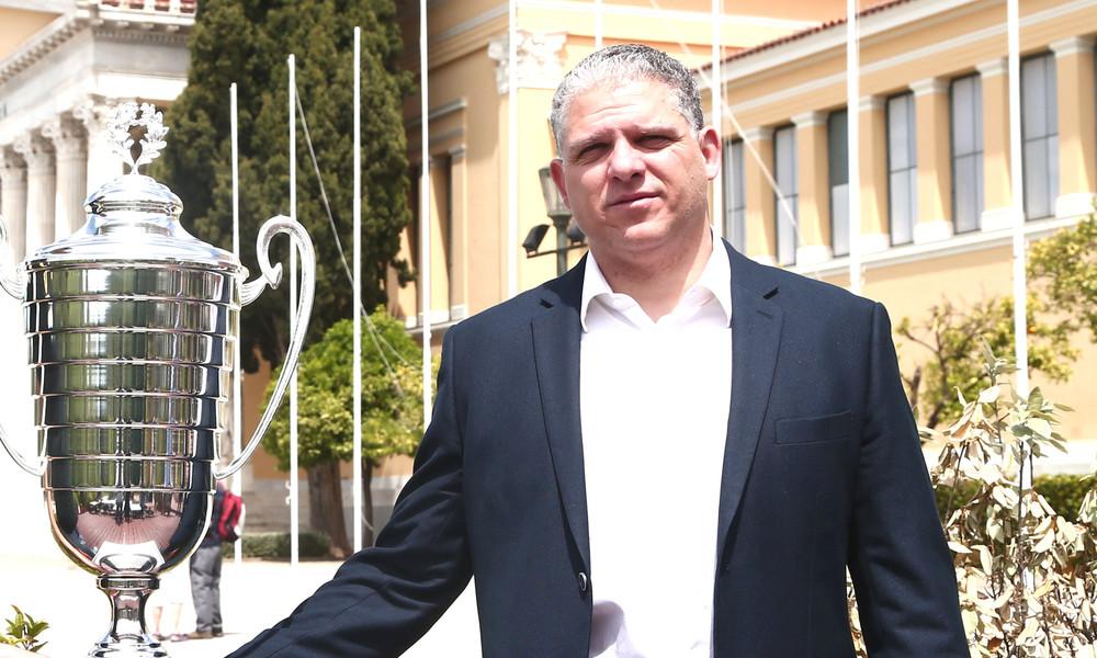 Μανωλόπουλος: «Φαβορί ο Παναθηναϊκός»