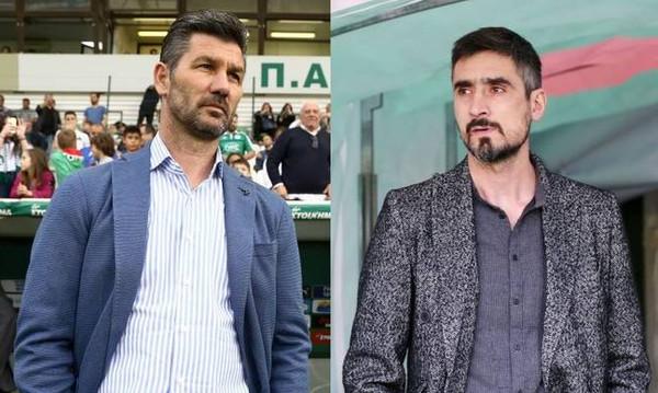 Παναθηναϊκός: Αυτά θέλουν Ουζουνίδης και Λυμπερόπουλος