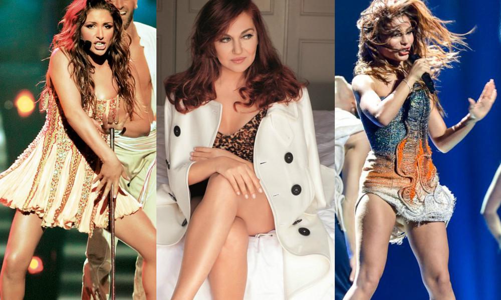 Δεν θα πιστεύετε ποια είναι η πιο καυτή Ελληνίδα στην Eurovision!
