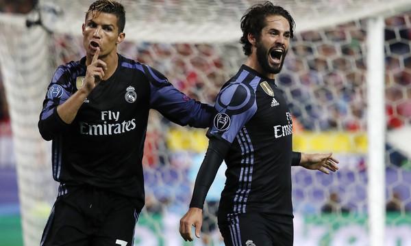 Ατλέτικο Μαδρίτης-Ρεάλ Μαδρίτης 2-1: Στον τελικό του Κάρντιφ η «Βασίλισσα»