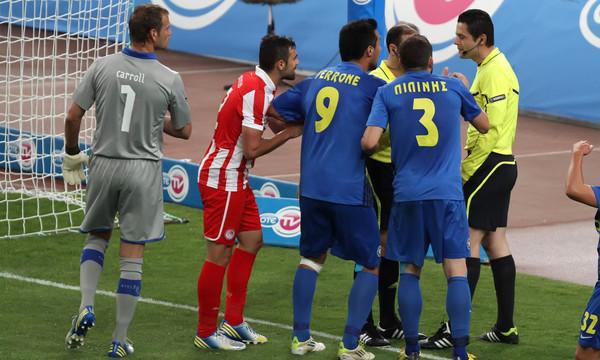 Γιόρτασε το κύπελλο του 2013 ο Αστέρας Τρίπολης